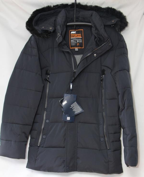 Куртки мужские зимние SAZ оптом 36725840 DF9342-133