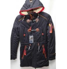 Куртка подростковая зимняя оптом 0412975 626