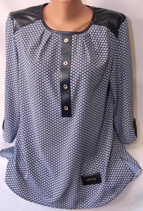 Блузы женские оптом 47863952 003-135