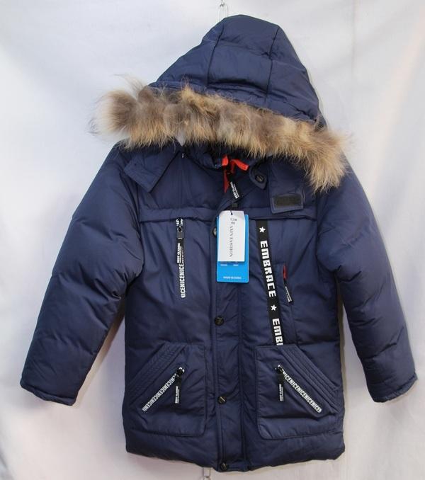 Куртки подростковые зимние оптом 20091076 13-5-3