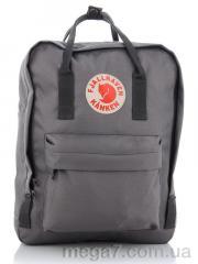 Рюкзак, Back pack оптом 1122-1 grey