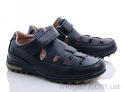 Туфли, Xifa kids оптом CT09-68-A black