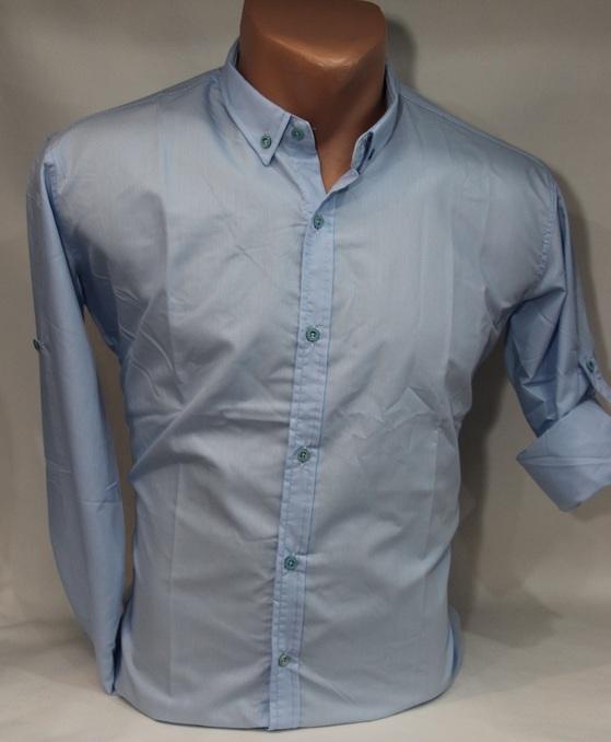 Рубашки подростковые Турция оптом  26084721 007-3