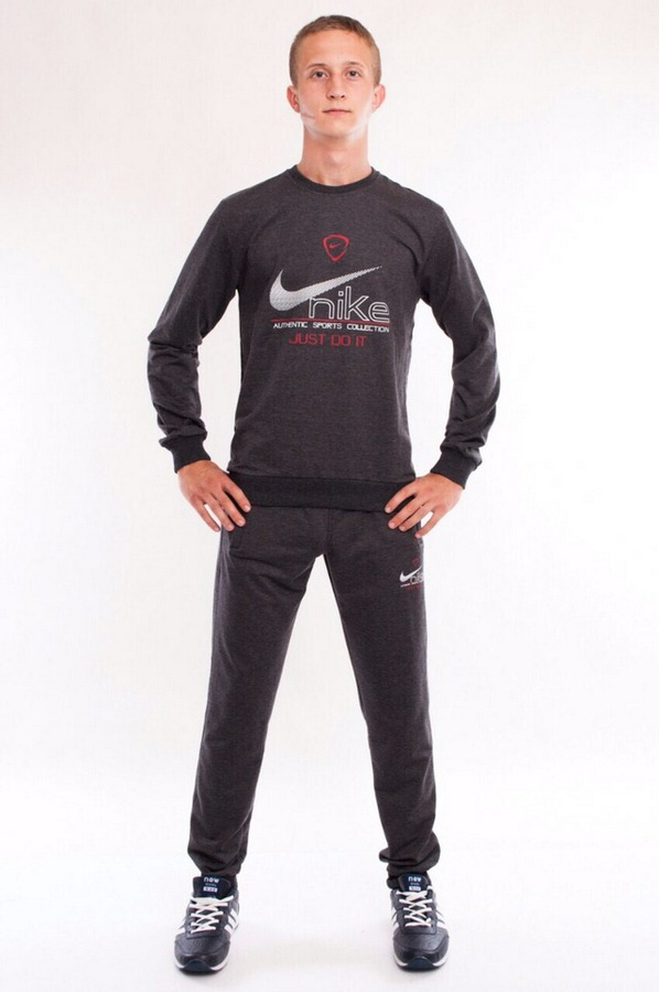 Спортивные костюмы мужские оптом 13084847 5154-5