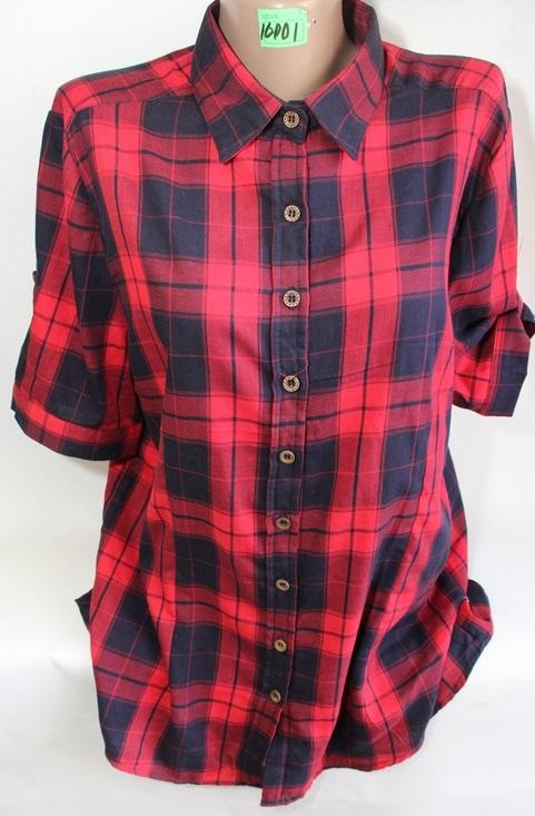 Рубашки женские QIANZHIDU Турция оптом 30812467 16001-1