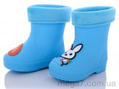 Резиновая обувь, Class Shoes оптом HMY211 blue