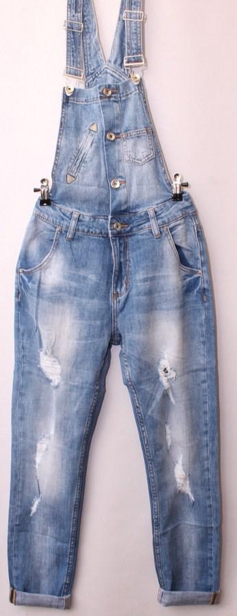 Комбинезоны джинсовые женские  DICESIL оптом 90812346 3023