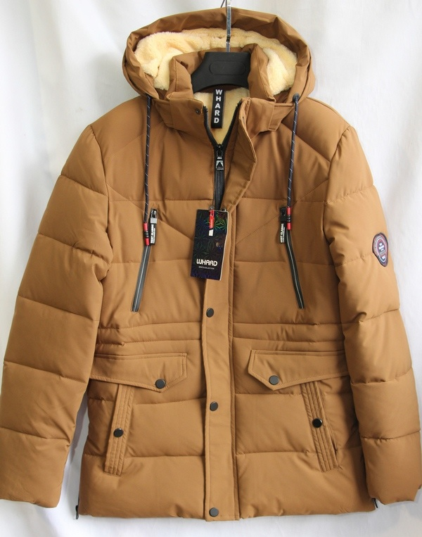 Куртки мужские WHARD оптом 1608223 SA-709-1