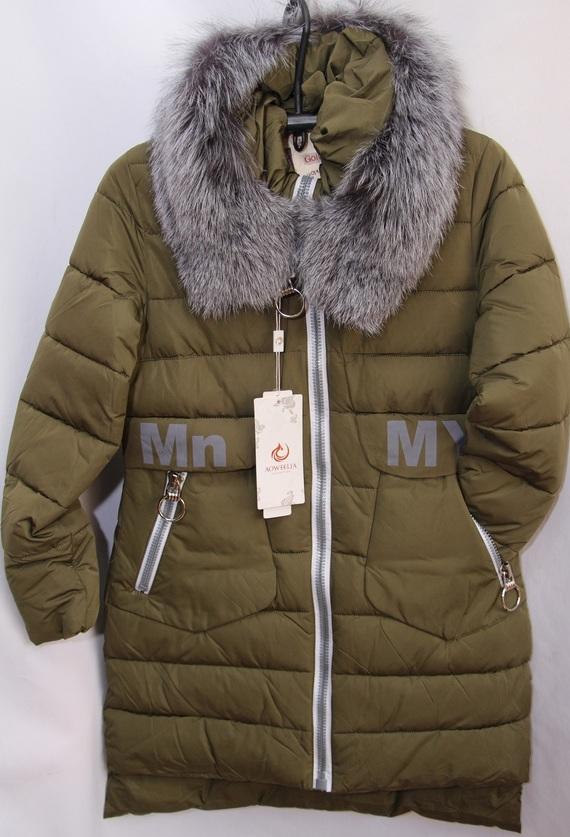 Куртки женские AOWEELIA оптом 19091209 1765-6