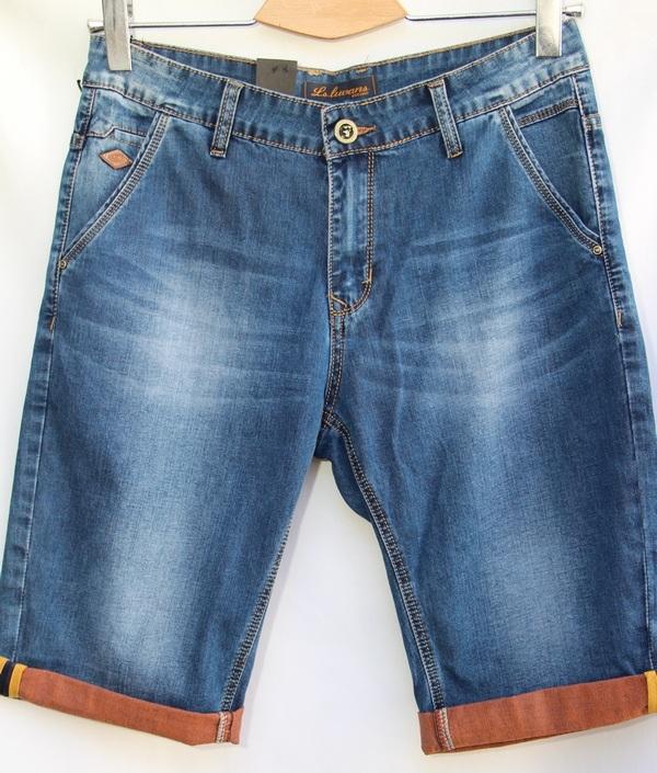 Шорты джинсовые мужские оптом 10061683 2833