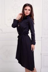 Платья-рубашки женские оптом 94875231 0080-5