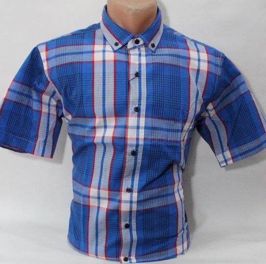 Рубашки мужские Турция оптом 41035762 0715-9