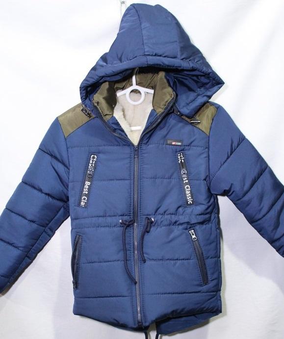 Куртки детские Турция оптом 10839764 7536-2