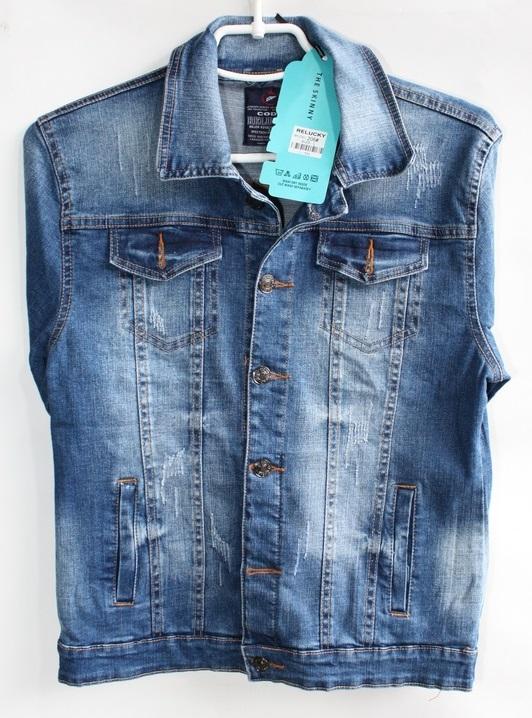 Куртки джинсовые женские RELUCKY оптом 89514367 206