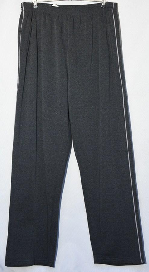 Спортивные штаны мужские Батал оптом 47629015 8891-1