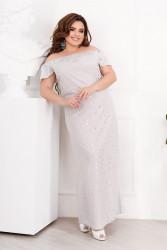 Платья женские ПОЛУБАТАЛ оптом 95184632  7217-1