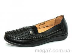 Туфли, Saimaoji оптом V215 черный