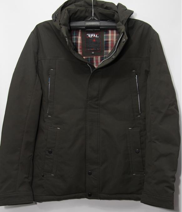 Куртки мужские Полубатал оптом 41305897 bm1806-6