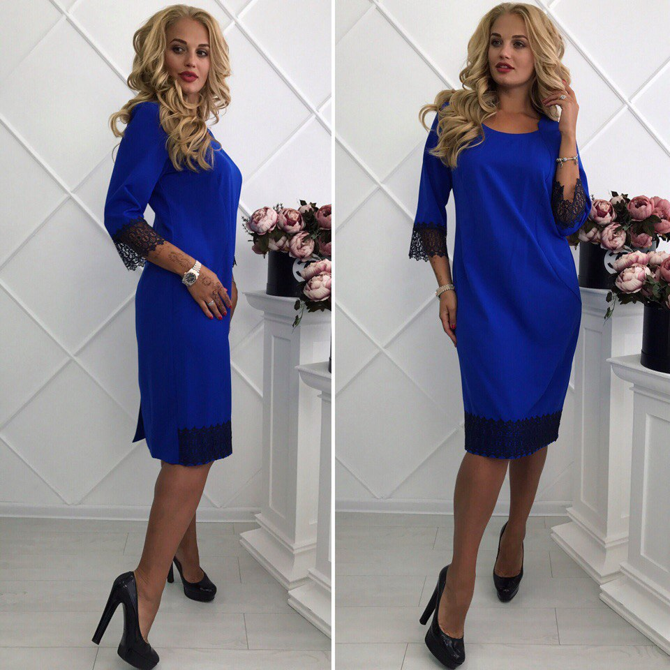 Платье женское оптом 23093348 11-50