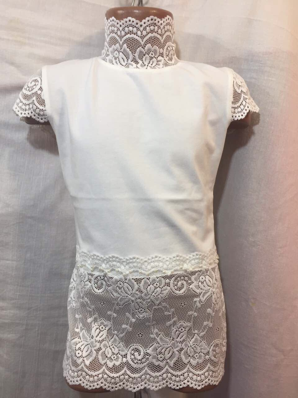 Блузы подростковые оптом 1107825 3961-2