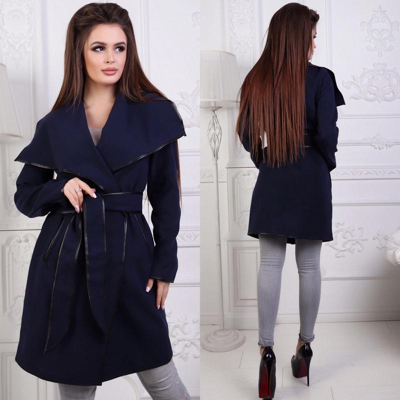 Пальто женские оптом 64032195 852-1