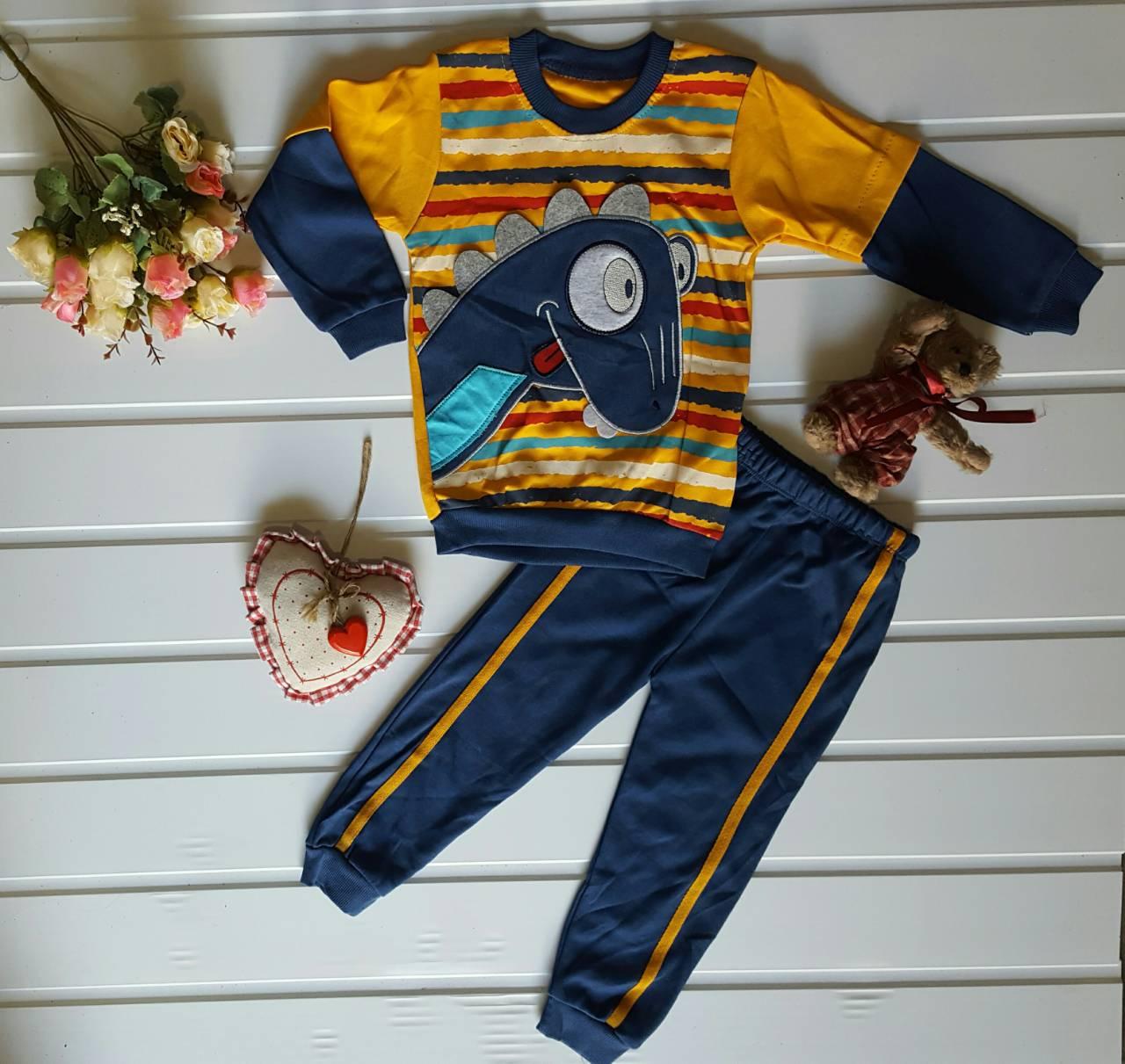 Ночные пижамы детские оптом 82705349 2-35