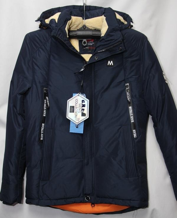 Куртки мужские зимние G.N.C. оптом 65209384 E-35-1
