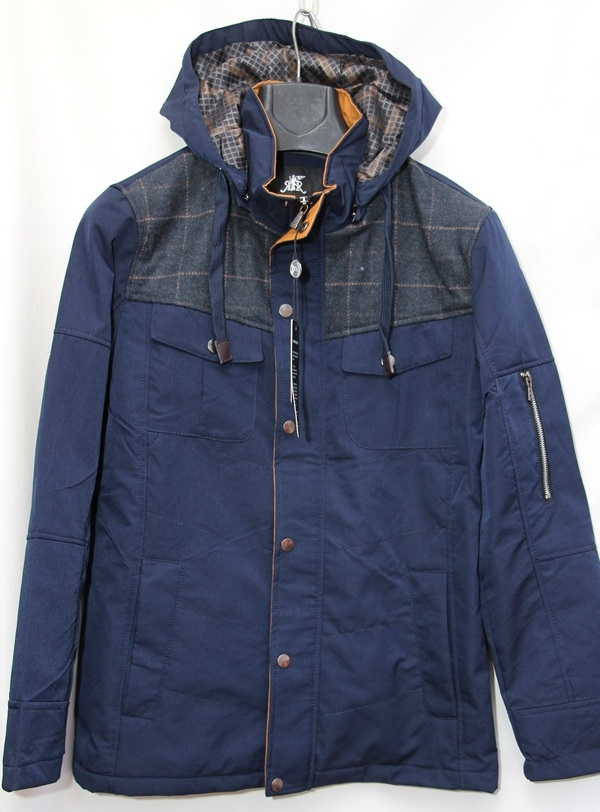 Куртки мужские осенние оптом 16071052 2215