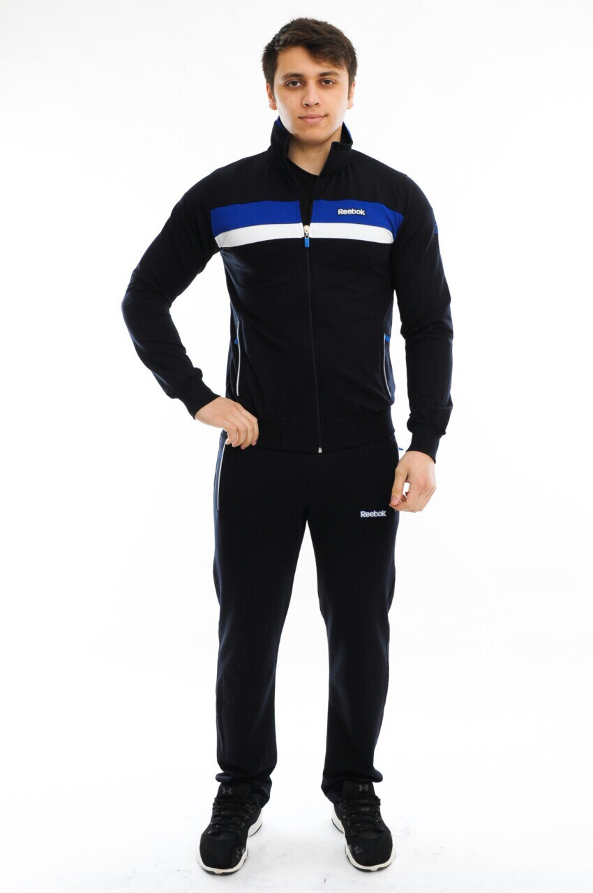 Спортивные костюмы мужские оптом 16034847 1707-13