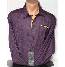 Рубашка мужская  БАТАЛ Турция 16084471 080