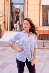 Рубашки женские оптом 50479216 01-5