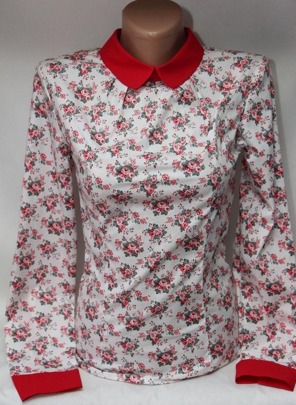 Блузы женские оптом 05043030 78-1