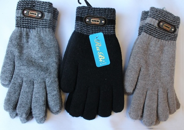 Перчатки мужские оптом 26417890 E1609-1