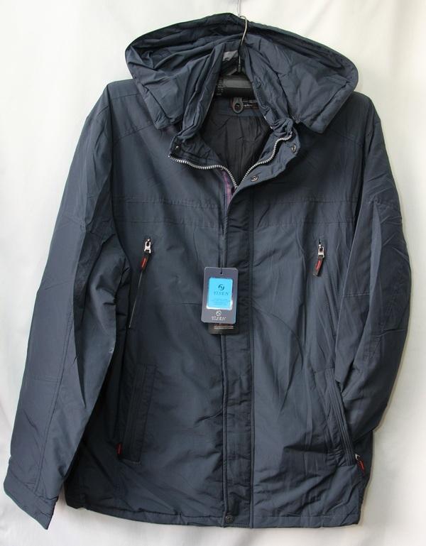Куртки осенние мужские БАТАЛ оптом  24081080 JFYH1910-2