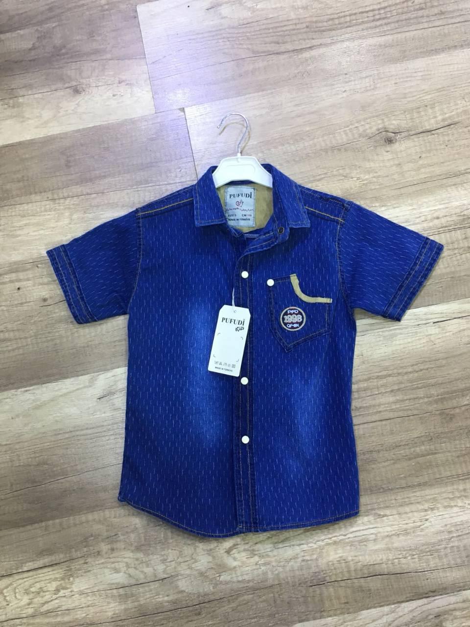 рубашки  детские оптом 02983745 2-9