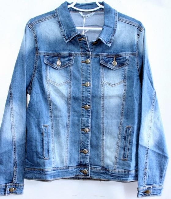 Джинсовые куртки женские ZIJINYAN  оптом 72509183 807