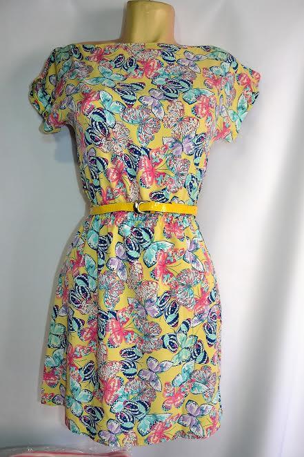 Платья женские оптом 06035048 1-4