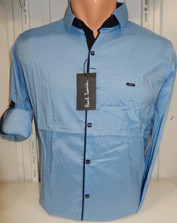 Рубашки мужские оптом 13081830 5208-6