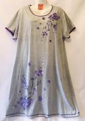 Ночные рубашки женские БАТАЛ оптом 80492173 Đ63-3