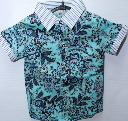 Рубашки детские оптом 74653829 1-16