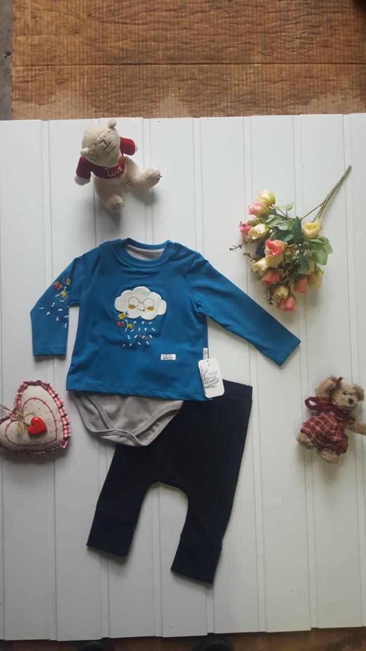 Ночные пижамы детские оптом 98765301 2-16