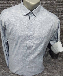 Рубашки мужские PLENTI оптом 28341975 03 -50