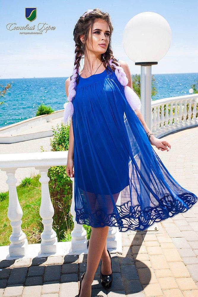 Платья женские оптом 57264890 465-54