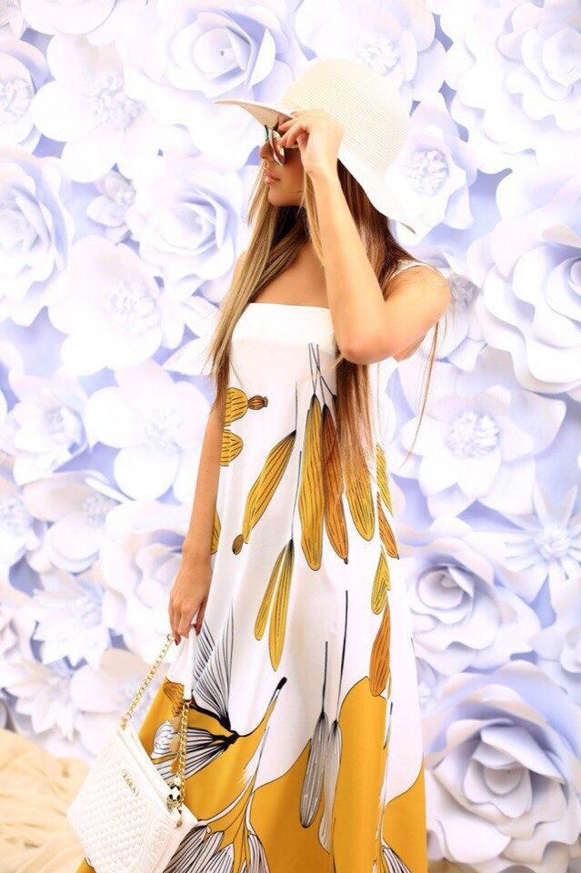 Женское платье оптом 11034858 193-3