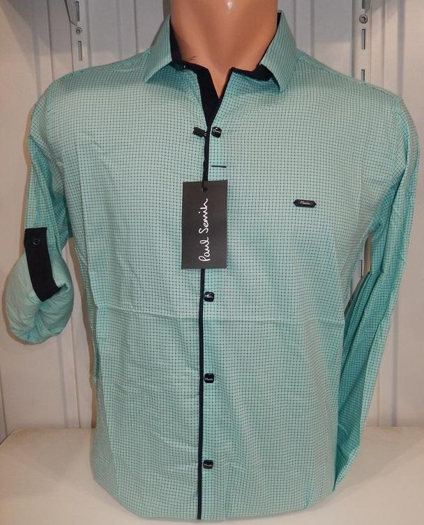 Рубашки мужские оптом 13081830 5208-9