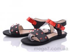 Босоножки, Summer shoes оптом A587 black