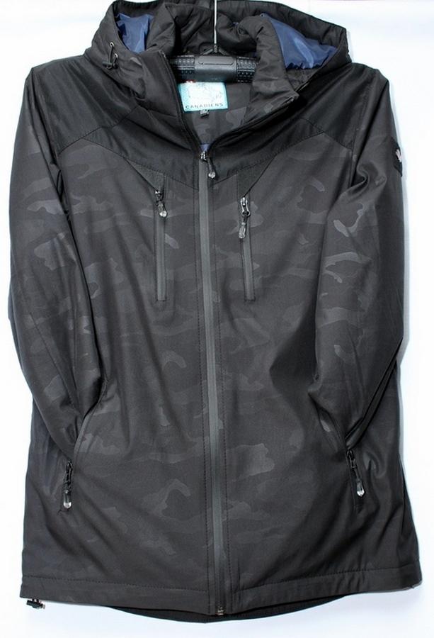 Куртки мужские  оптом 52871609 6604-10