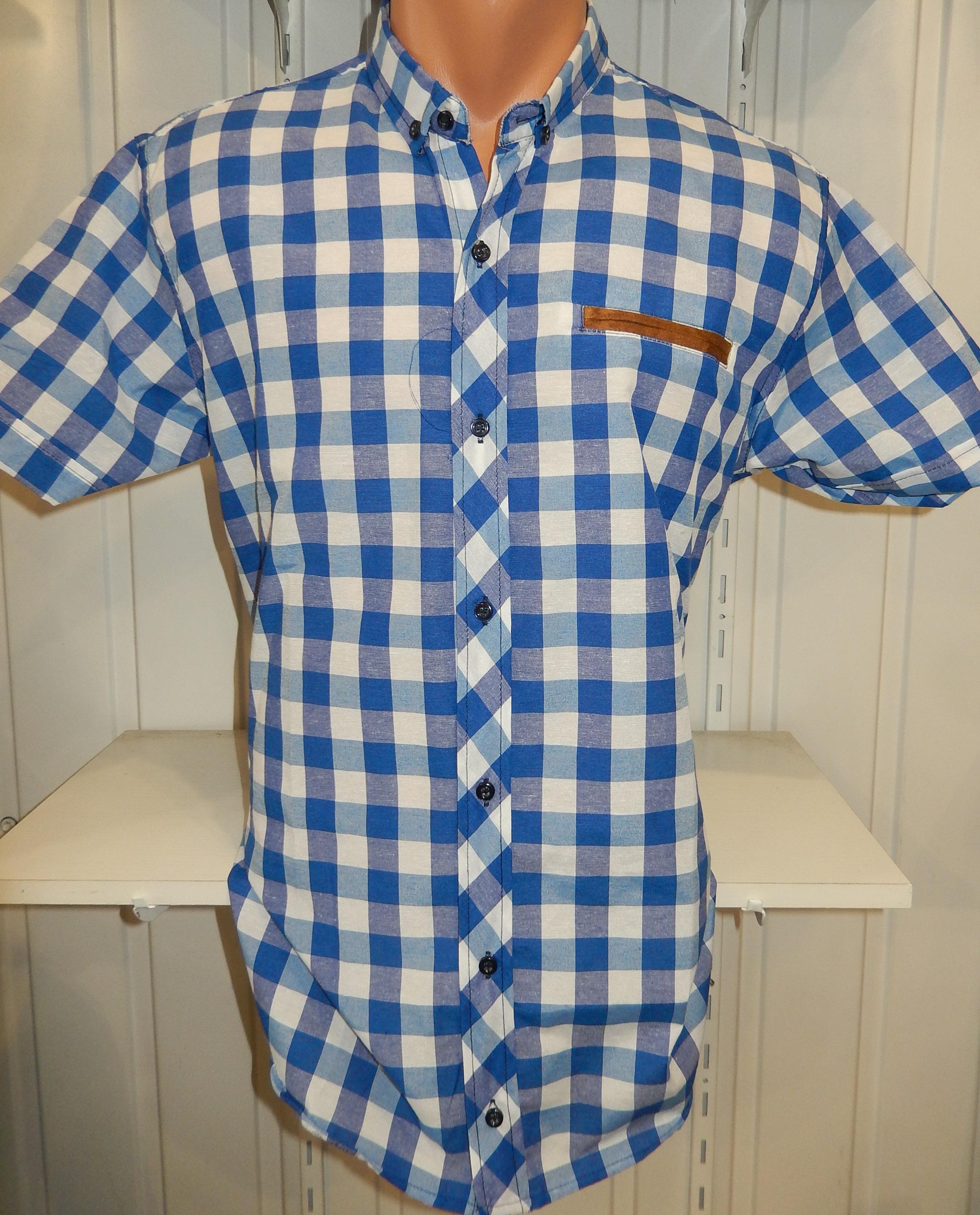 Рубашки мужские оптом 73246805 00-4