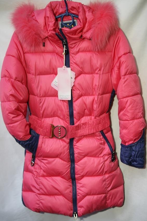 Куртка LIA детская зимняя оптом 20095534 1604