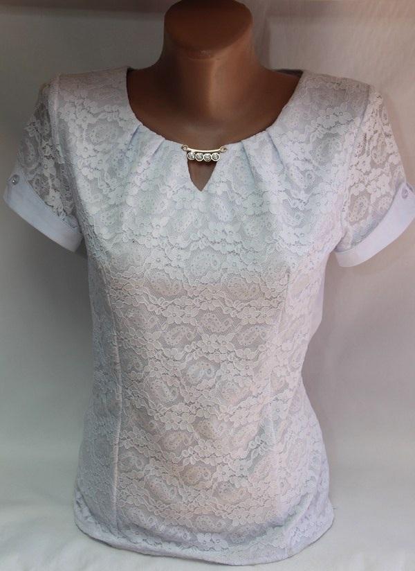 Блуза женская оптом 2504673 5099-9